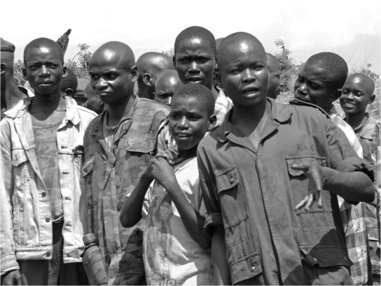 Child Soldiers in the Democratic Republic of Congo