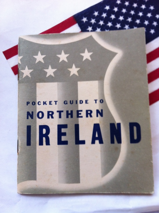 Front Cover - A Pocket Guide to Northern Ireland