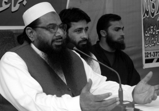 Hafiz Muhammad Saeed is the head of a charity organization that is widely considered to be a cover organization for Lashkar-e-Taiba (LeT), one of the largest and most active Islamic terrorist organizations in the world, operating mainly from Pakistan. The US recently announced a US$10 million bounty for information leading to his arrest.