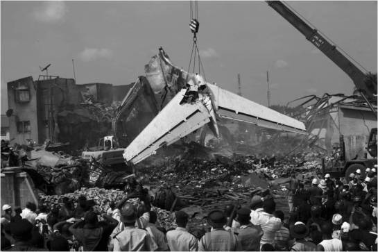Dana Crash Disaster, Lagos