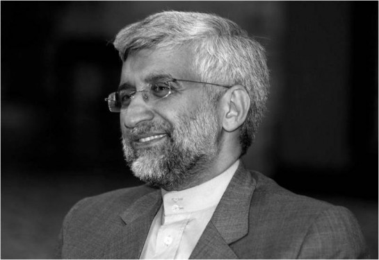 Iran's nuclear chief negotiator, Saeed Jalili