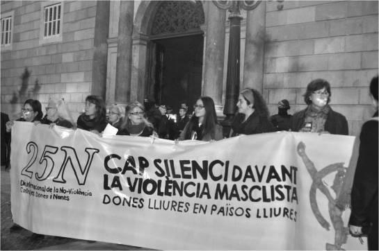 25-N Contra la violencia machista